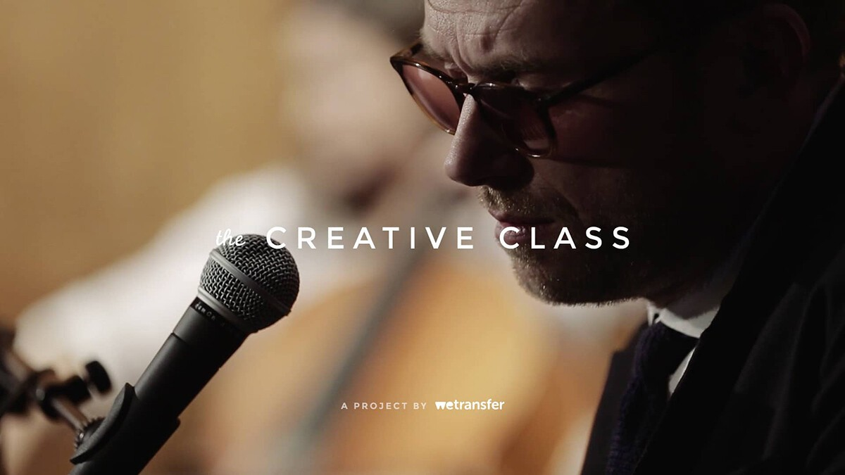 The Creative Class.