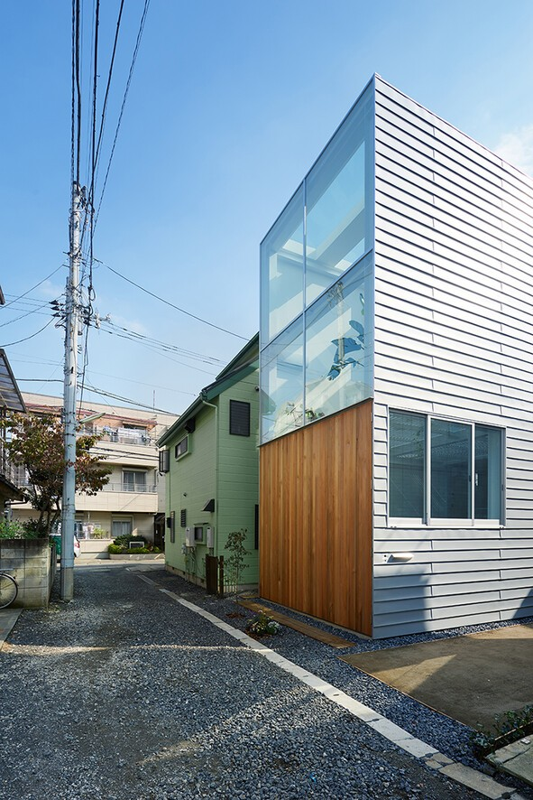 House in Kawasaki.