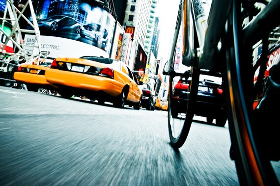 Tom Olesnevich & Nyc-By-Bike.