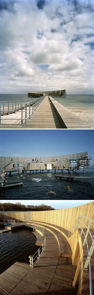 kastrup sea bath – copenhague
