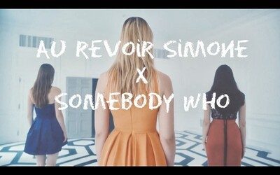 "Au Revoir Simone - ""Somebody Who"" (Dubka Remix)"