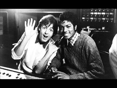 "Paul McCartney & Michael Jackson - ""Say Say Say"" (Dragon Suplex Edit)"