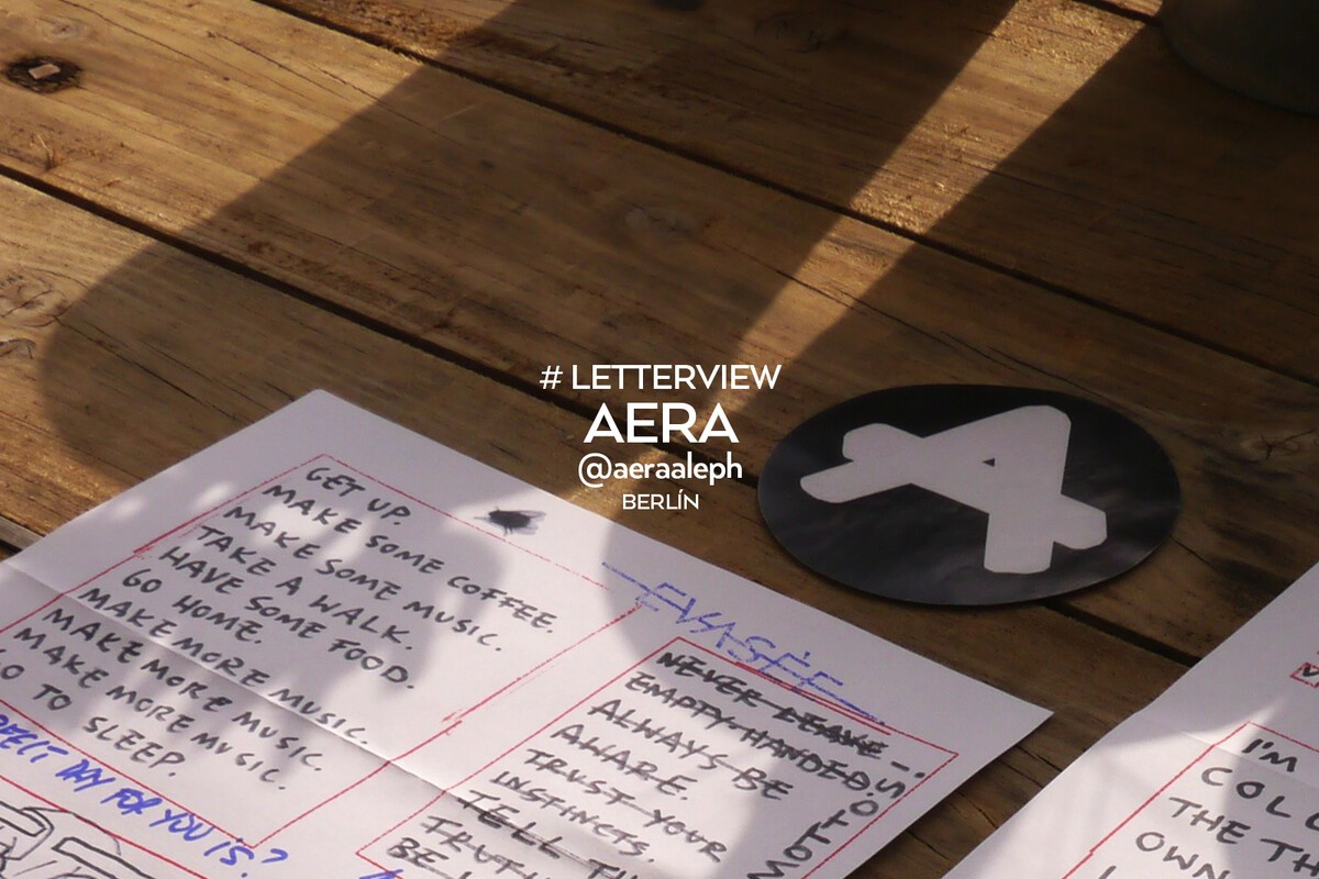 Aera | Letterview.